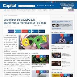 Les enjeux de la COP21, la grand-messe mondiale sur le climat