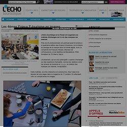 Les 4èmes Enjeux E-tourisme en images - L'Echo Touristique