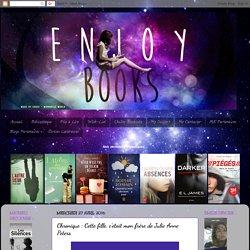 Enjoy Books: Chronique : Cette fille, c'était mon frère de Julie Anne Peters