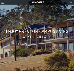 Enjoy Great On-Campus Living at SCU Village - The Story