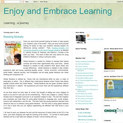 Enjoy and Embrace Learning