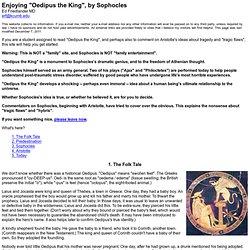 Aeschylus' Libation Bearers Essay