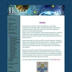 Enkeli:Enkelisivusto -perustietoa enkeleistä ja heidän maailmastaan