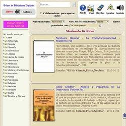 Enlace de bibliotecas digitales con 102458 ebooks