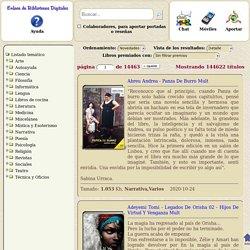 Enlace de bibliotecas digitales con 144622 ebooks