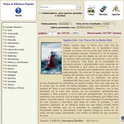 Enlace de bibliotecas digitales con 137386 ebooks