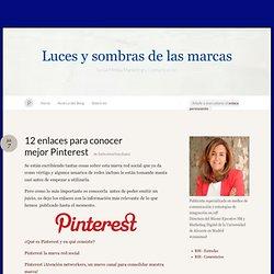 12 enlaces para conocer mejor Pinterest