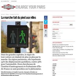 Enlarge Your Paris - La marche fait du pied aux villes - Libération.fr