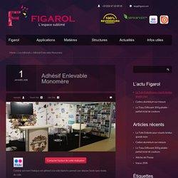 Adhésif Enlevable Monomère - FigarolFigarol