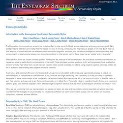 Enneagram Styles