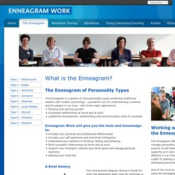 What is the Enneagram?