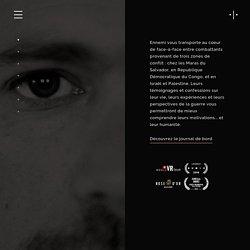 The Enemy (gratuit sur Google Play ou l'App Store) : une expérience narrative autour de la guerre