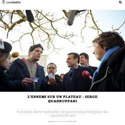 L'ennemi sur un Plateau - Serge Quadruppani