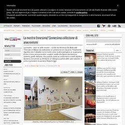 La mostra Ennesima secondo Roberto Ago