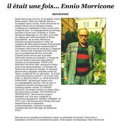 Ennio Morricone (1928 - )