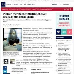 Pieleen menneet ennustukset eivät kaada lopunajan liikkeitä - Uskonnot - Ulkomaat - Helsingin Sanomat