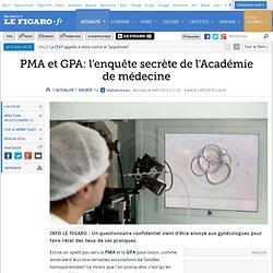 PMA et GPA: l'enquête secrète de l'Académie de médecine