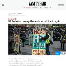 Enquête sur RT, la chaîne russe qui bouscule les médias français