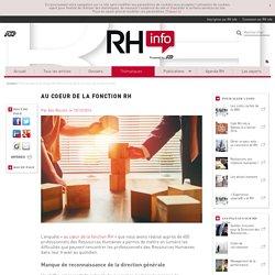 """0117 Enquête """"au coeur de la fonction RH"""""""