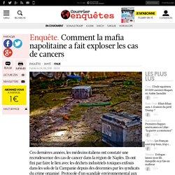 Enquête. Comment la mafia napolitaine a fait exploser les cas de cancers