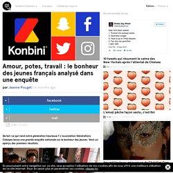 Une enquête nationale se penche sur le bonheur des jeunes français