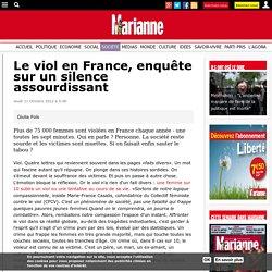 Le viol en France, enquête sur un silence assourdissant