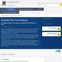 Enquête Flux Touristiques - Insee Analyses Mayotte - 17