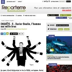 ENQUÊTE - 5 - Xavier Beulin, l'homme aux mille bras