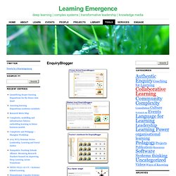 Learning Emergence
