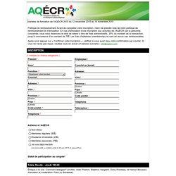 AQECR: éthique et culture religieuse