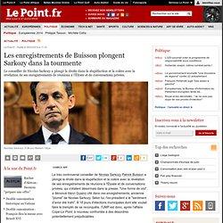 Les enregistrements de Buisson plongent Sarkozy dans la tourmente