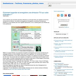 Geekastuces - Applications en ligne, High-tech, Internet et Astuces