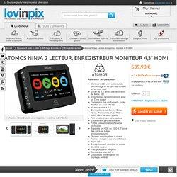 "Atomos Ninja 2 Lecteur, enregistreur moniteur 4,3"" HDMI"