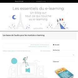 Préparez et enregistrez la voix-off de votre module e-learning - Articulate