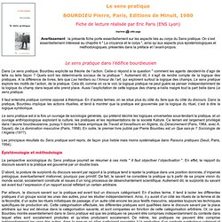 ENS-LSH - section de sociologie