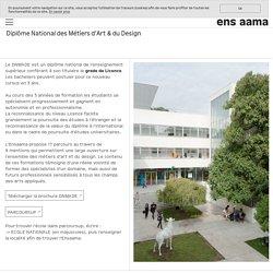 Ecole Olivier de Serres / Paris