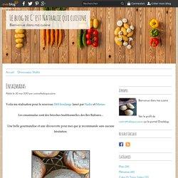 Ensaïmadas - Le blog de C'est Nathalie qui cuisine