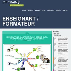 Optimind – Mind Mapping – Formations – Cartes heuristiques