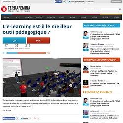 Les enseignants s'adapteront au e-learning ou disparaitront