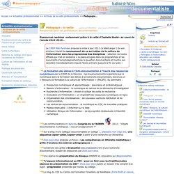 Pédagogie : la veille- Les Enseignants Documentalistes de l'Académie de Poitiers