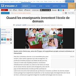 France : Quand les enseignants inventent l'école de demain