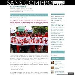 Nigéria: les enseignants du pays en grève contre le rapt des lycéennes