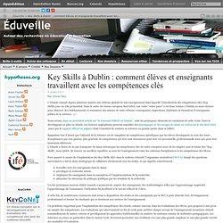Key Skills à Dublin : comment élèves et enseignants travaillent avec les compétences clés