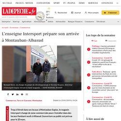 L'enseigne Intersport prépare son arrivée à Montauban-Albasud