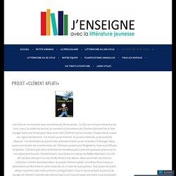 Projet «Clément aplati» – J'enseigne avec la littérature jeunesse