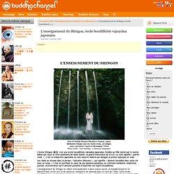L'enseignement du Shingon, école bouddhiste vajrayâna japonaise