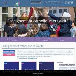Enseignement catholique et Laïcité - Enseignement Catholique