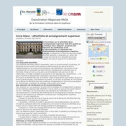 Livre blanc - ePortfolio et enseignement supérieur