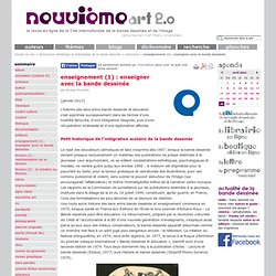 neuvième art 2.0 - histoire BD/Education
