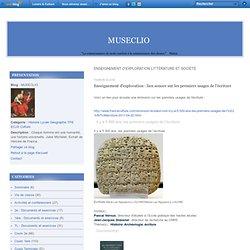 Enseignement d'exploration Littérature et société - Enseignement… - Visite virtuelle de… - Extrait de livre :… - Liste de livres sur… - La grammaire est…